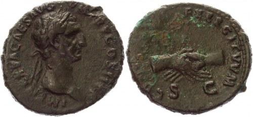 Roman Empire As 96 AD, Nerva
