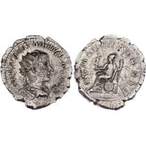 Roman Empire Antonianus 239 (ND) Gordian III