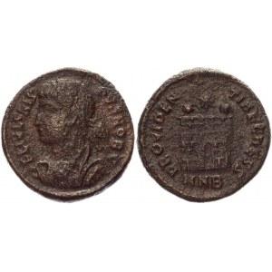 Roman Empire Follis 325 - 326 AD, Constantius II