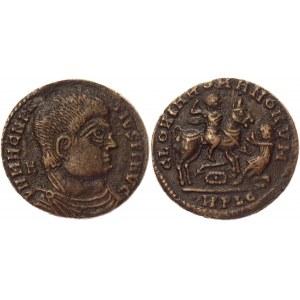 Roman Empire AE 350 - 353 AD Magnentius Collectors Copy