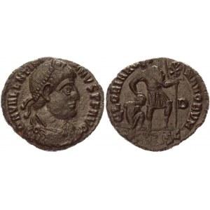 Roman Empire Follis 364 - 367 AD, Valentian I