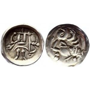 Samarkand Sogdia 1 Obol 400 BC