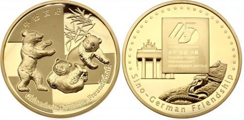 China Medal Chino - German Friendship 2017