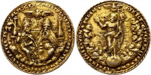 Bohemia Joachim Trinity Medal 16th Century