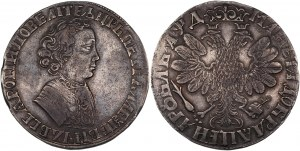 Russia 1 Rouble 1704