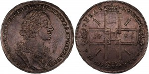 Russia 1 Rouble 1724
