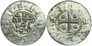 German States Jever Denar 1059 - 1086 Hermann (1059 - 1086)