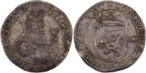 Netherlands Holland 1/2 Nederlandse Rijksdaalder 1620