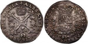 Spanish Netherlands Flanders 1/4 Patagon 1598 - 1621 (ND)