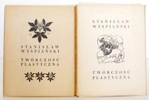 Wyspiański S., TWÓRCZOŚĆ PLASTYCZNA, pocztówki z reprodukcjami prac Wyspiańskiego