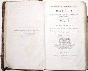 Słowacki E., EUZEBIUSZA SŁOWACKIEGO DZIEŁA, Wilno 1827