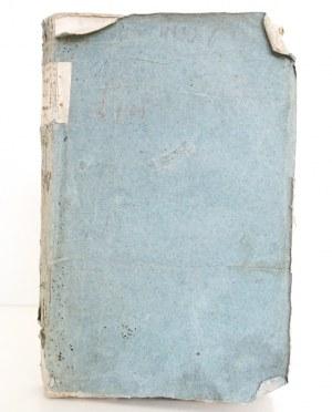 Grecz M., RYS HISTORYCZNY LITERATURY ROSSYYSKIEY, 1823