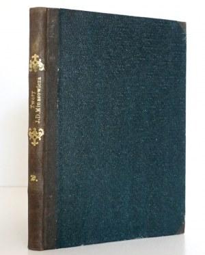 Minasowicz J.D., TWORY, 1844, t.2 [wyd.1] [rycina]