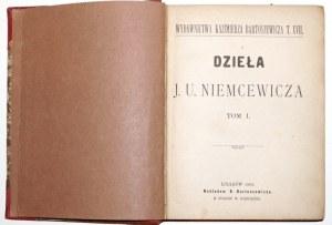Niemcewicz J.U., DZIEŁA t.1, 1883