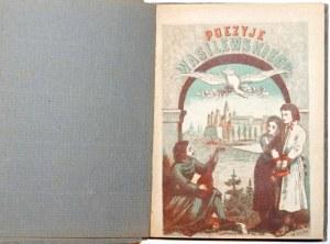 Wasilewski E., POEZYE, okładka ilustrowana