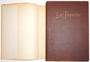 La Fontaine, BAJKI, z ilustracjami Grandville'a [wyd.1]