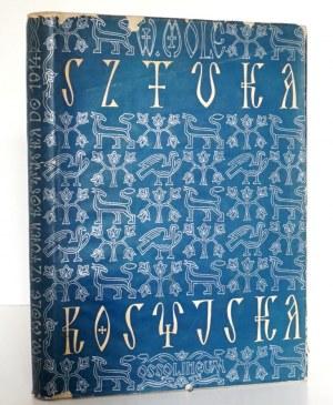 Mole W., SZTUKA ROSYJSKA do roku 1914 [260 ilustracji i 5 tablic barwnych]