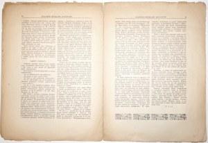 KRAKOWSKI MIESIĘCZNIK ARTYSTYCZNY 8/1911