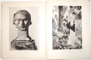 SZTUKI PIĘKNE nr 5, 1925 [Pronaszko, Filipkiewicz, Jarocki, Sichulski, Dunikowski, Mehoffer, Wyczółkowski, Fałat, Weiss]