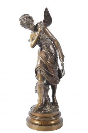 Mathurin Moreau (1822-1912), Powrót z polowania, XIX/XX w.