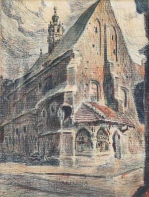 Stanisław Kamocki (1875-1944), Kościół św. Barbary, 1911