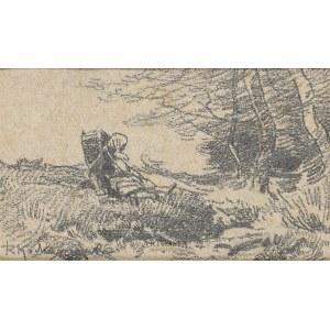 Roman Kochanowski (1857-1945), Na skraju lasu
