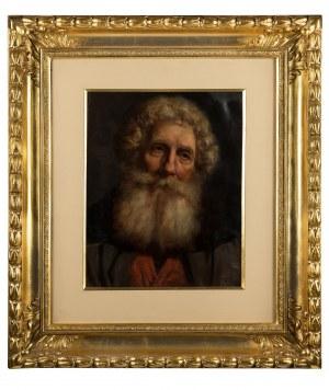 Aleksander Kotsis (1836 Ludwinów k.Krakowa - 1877 Podgórze k.Krakowa), Portret mężczyzny, 1863 r.