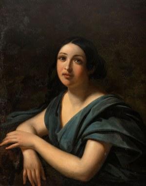Jan Nepomucen Lewicki (1795-1871), Portret kobiety