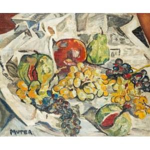 Mela Muter (1876 Warszawa - 1967 Paryż), Martwa natura z winogronami