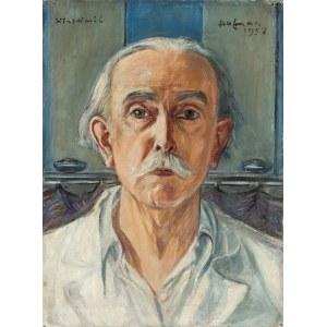 Wlastimil Hofman (1881 Praga - 1970 Szklarska Poręba), Nie samym chlebem człowiek żyje, 1957 r.