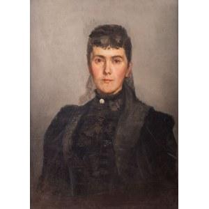 Aleksander Mroczkowski (1850 Kraków - 1927 Stubno k. Przemyśla), Maria z Romerów Dydyńska