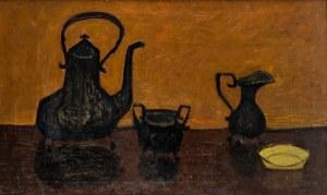 Marek Żuławski (1908 Rzym - 1985 Londyn), Pewter