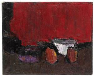 Jacek Sienicki (1928 Warszawa - 2000 tamże), Martwa natura, 1990 r.
