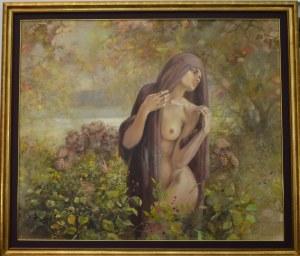 Daniel Pielucha, CZEREMCHA 110 x 130 cm.