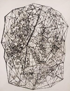 Jerzy Świątkowski, Mapa metorbudowy, 1985 r.