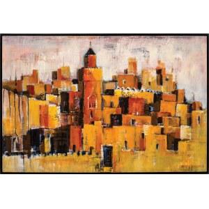 Ewa HOPPE-NOWICKA (ur. 1958), Marrakesz, 2017