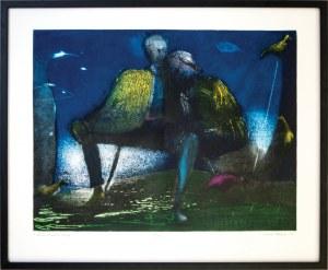 Adam MAŁEK (ur. 1955), Domoludki nocą z cyklu: Domoludki 1991