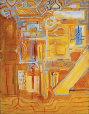 Anna SIEK (ur. 1976), Interior, 2020