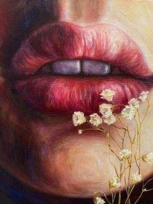 "Jana Afoncikova, ""Wildflowers smell of honey"""