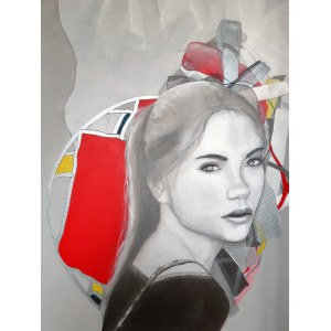 Maga Smolik, Tribute to Mondrian