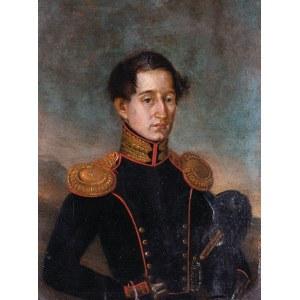 PORTRET PIOTRA CZARNOMSKIEGO, ok. 1825
