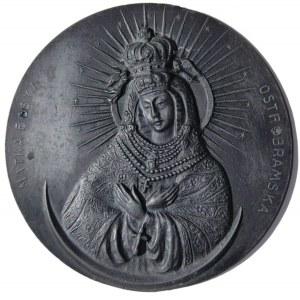 RYNGRAF Z MATKĄ BOŻĄ OSTROBRAMSKĄ, ok. 1930