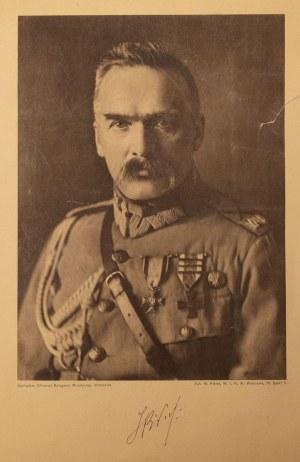 Józef PIŁSUDSKI, ok. 1935
