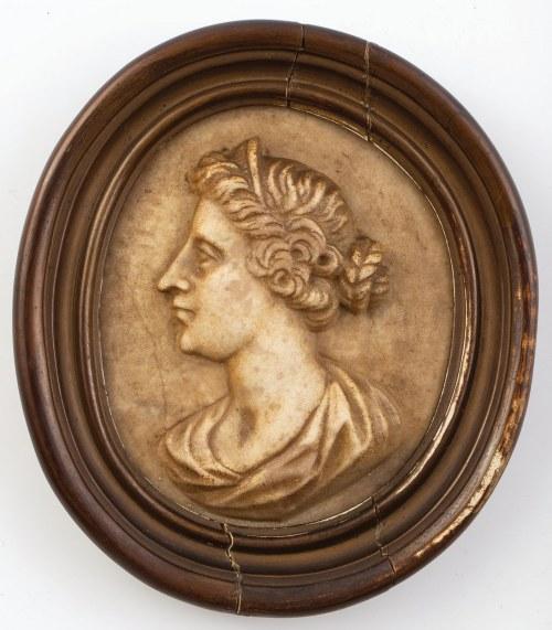 POPIERSIE KOBIECE, XVII / XVIII w.
