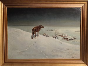 Jakub Malejew, Samotny wilk - temat z Wierusza Kowalskiego