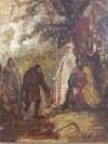 Kazimierz Mirecki, Scena historyczna - szkic