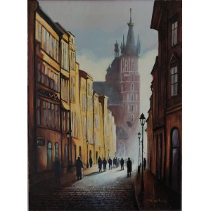 Tadeusz Rogowski, Kraków Floriańska