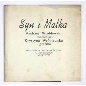 [WRÓBLEWSKI Andrzej, WRÓBLEWSKA Krystyna]. Muzeum Śląskie. Andrzej Wróblewski 1927-1957. Katalog wystawy....