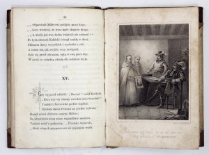 KRAJEWSKI Fr[anciszek] - Xiądz Kordecki w obronie Częstochowy w roku 1655. Poemat historyczny. (...