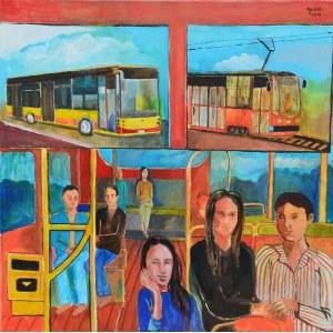 Michał Ogiński, Autobusy i tramwaje
